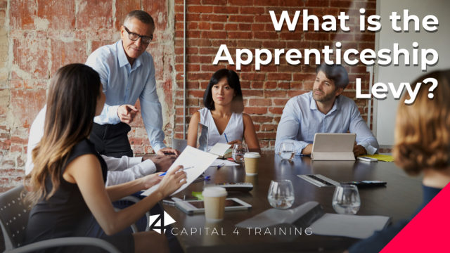 What is an Apprenticeship Levy?