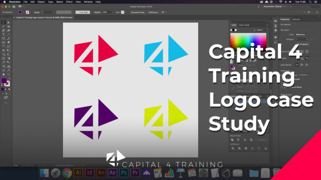 Case Study: A New Logo For Capital 4 Training