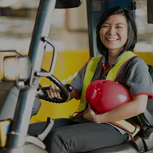 Capital 4 training supply chain warehouse operative course
