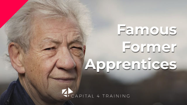 Famous Former Apprentices – Friday