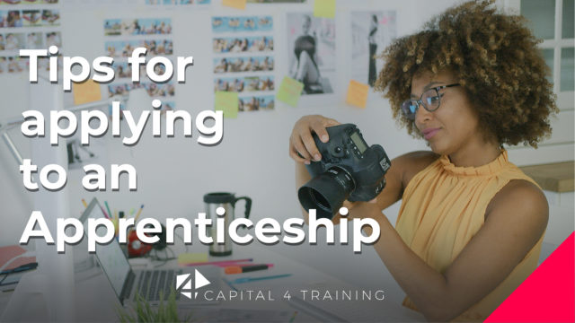 Tips for applying to an Apprenticeship – Saturday
