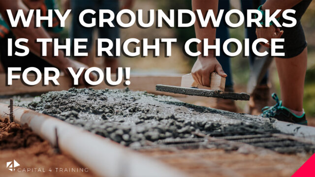 Why having a Groundworker on your team will help your construction business!