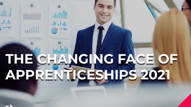 The Changing Face of Apprenticeships 2021